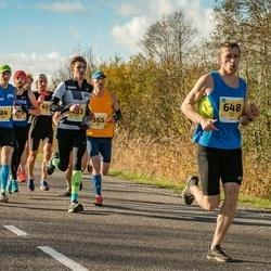 45. Saaremaa kolme päeva jooks - Peep Jalakas (84), Tanel Kannel (365), Mihkel Trees (433), Raigo Saar (648)