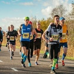 45. Saaremaa kolme päeva jooks - Vladimir Frolov (52), Peep Jalakas (84), Tanel Kannel (365), Mihkel Trees (433)