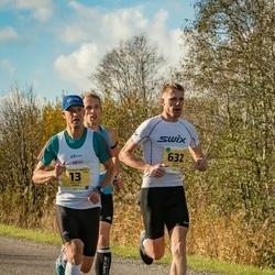 45. Saaremaa kolme päeva jooks - Kristjan Vares (13), Raivo Nõmm (632)