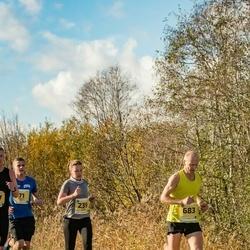45. Saaremaa kolme päeva jooks - Kristjan Kokk (71), Laura Maasik (239), Tarmo Mändla (683)