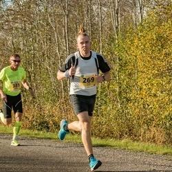 45. Saaremaa kolme päeva jooks - Alar Kaar (269), Janar Säkk (321), Urmas Põldre (381)