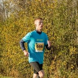 45. Saaremaa kolme päeva jooks - Kaur Siimaste (666)