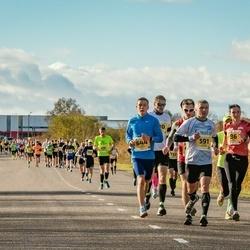 45. Saaremaa kolme päeva jooks - Brit Rammul (86), Rimo Timm (403), Aleksei Belousov (591), Kevin Ervald (644)