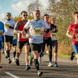 45. Saaremaa kolme päeva jooks - Erkki Ehasalu (110), Kadiliis Kuiv (304), Rimo Timm (403), Aleksei Belousov (591), Kevin Ervald (644)