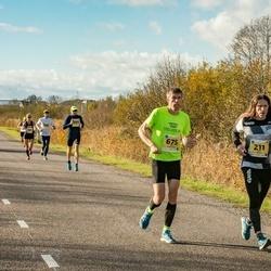 45. Saaremaa kolme päeva jooks - Priit Kajari (211), Mikk Kruusmägi (675)