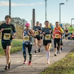 45. Saaremaa kolme päeva jooks - Marek Märtson (301), Helina Pärn (463), Taimi Kangur (495), Priit Lopsik (799)