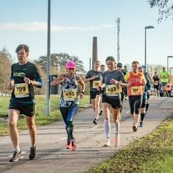 45. Saaremaa kolme päeva jooks - Helina Pärn (463), Taimi Kangur (495), Priit Lopsik (799)