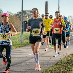 45. Saaremaa kolme päeva jooks - Marek Märtson (301), Helina Pärn (463), Taimi Kangur (495)