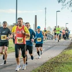 45. Saaremaa kolme päeva jooks - Marcus-Heinrich Puhke (38), Marek Märtson (301)