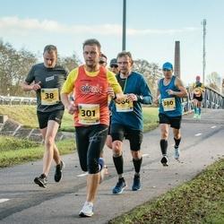 45. Saaremaa kolme päeva jooks - Marcus-Heinrich Puhke (38), Marek Märtson (301), Mark Orav (380)