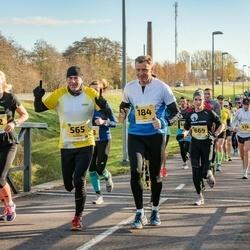45. Saaremaa kolme päeva jooks - Jüri Linde (184), Eneli Pall (512), Erik Keerberg (565), Kadri Veske (669)