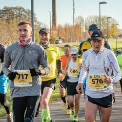45. Saaremaa kolme päeva jooks - Ants Kuusik (576), Andrus Nilk (684), Rene Hallemaa (717)