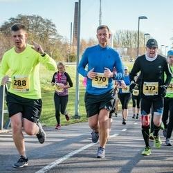 45. Saaremaa kolme päeva jooks - Urmas Talimaa (288), Andrus Kivari (373), Kristjan Kuusik (570)