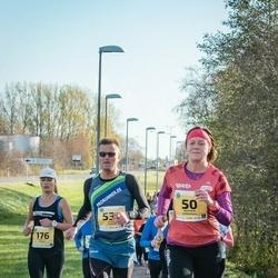 45. Saaremaa kolme päeva jooks - Johanna Vironmäki (50), Šerelin Zverev (176), Hanno Kindel (537)
