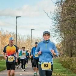 45. Saaremaa kolme päeva jooks - Jaanika Kindlam (92), Arnis Sulmeisters (300)