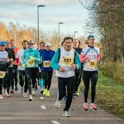 45. Saaremaa kolme päeva jooks - Küllike Puusepp (35), Signe Uibo (58), Annika Veimer (157), Vladimir Treimut (597)