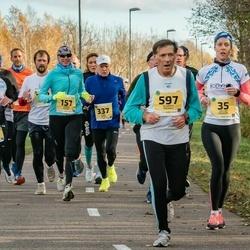45. Saaremaa kolme päeva jooks - Küllike Puusepp (35), Signe Uibo (58), Annika Veimer (157), Kuido Rooba (337), Vladimir Treimut (597)
