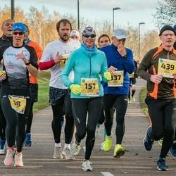 45. Saaremaa kolme päeva jooks - Signe Uibo (58), Annika Veimer (157), Veiko Tormet (439)