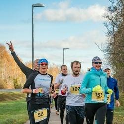 45. Saaremaa kolme päeva jooks - Signe Uibo (58), Annika Veimer (157)