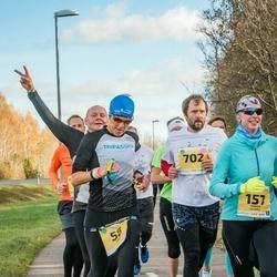 45. Saaremaa kolme päeva jooks - Signe Uibo (58), Annika Veimer (157), Siim Palu (702)