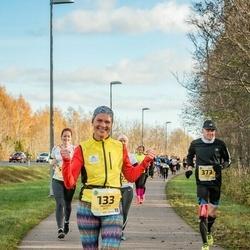 45. Saaremaa kolme päeva jooks - Moonika Kitt (133), Airika Evestus (173)