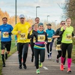 45. Saaremaa kolme päeva jooks - Dagmar Vlassov (83), Margus Kask (353), Albina Maltis (446)