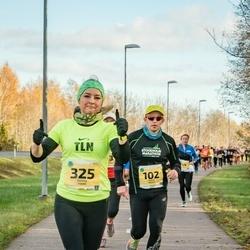 45. Saaremaa kolme päeva jooks - André Abner (102), Marju Toom (325)