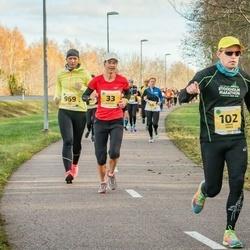 45. Saaremaa kolme päeva jooks - Katrin Peterkopf (33), André Abner (102)