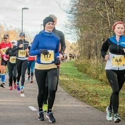 45. Saaremaa kolme päeva jooks - Tea Mey (44), Külli Kaldma (117)