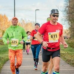 45. Saaremaa kolme päeva jooks - Margus Pootsmaa (225), Robert Mälk (611)