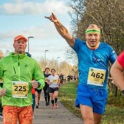 45. Saaremaa kolme päeva jooks - Margus Pootsmaa (225), Jaanus Purga (462)