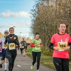 45. Saaremaa kolme päeva jooks - Kätlin Atonen (186), Mari-Liis Tamm (396), Siiri Tamm (405)