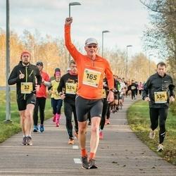 45. Saaremaa kolme päeva jooks - Jevgeni Fenko (32), Jüri Sakkeus (165), Toomas Mast (534)
