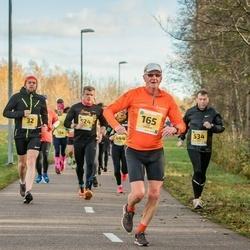 45. Saaremaa kolme päeva jooks - Jevgeni Fenko (32), Jüri Sakkeus (165), Kaarel Kender (524), Toomas Mast (534)