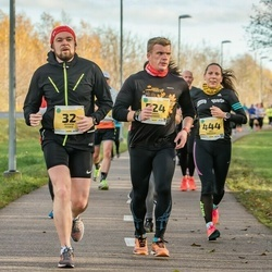 45. Saaremaa kolme päeva jooks - Jevgeni Fenko (32), Heli Mäesepp (444), Kaarel Kender (524)