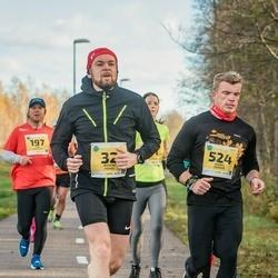 45. Saaremaa kolme päeva jooks - Jevgeni Fenko (32), Janek Mõndresku (197), Kaarel Kender (524)
