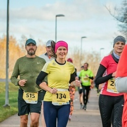 45. Saaremaa kolme päeva jooks - Ave Toomingas (134), Paavo Rebane (515)