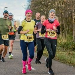 45. Saaremaa kolme päeva jooks - Ave Toomingas (134), Kristi Huttunen (200), Paavo Rebane (515)