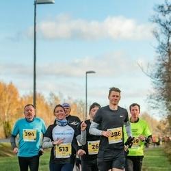 45. Saaremaa kolme päeva jooks - Mart Raus (386), Sulev Oll (394), Elina Vilja (513)