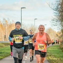 45. Saaremaa kolme päeva jooks - Andrei Lopsik (571), Imre Anton (691)