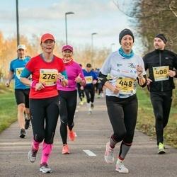 45. Saaremaa kolme päeva jooks - Ivi Juknaite (276), Ahti Põlluäär (408), Eike Mällo (448)