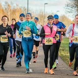 45. Saaremaa kolme päeva jooks - Ingrid Piht (256), Danilo Piht (257), Karin Paloots (706)
