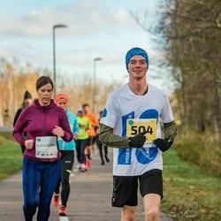 45. Saaremaa kolme päeva jooks - Erki Vellama (504)