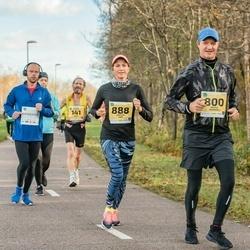 45. Saaremaa kolme päeva jooks - Bruno Tammaru (800), Kristina Uibo (888)