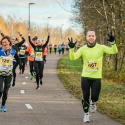 45. Saaremaa kolme päeva jooks - Piret Voogre (129), Martin Saar (467)