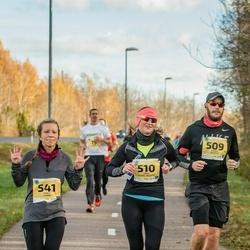 45. Saaremaa kolme päeva jooks - Mihkel Meerits (509), Jaana Leidas-Meerits (510), Maris Leiaru (541)