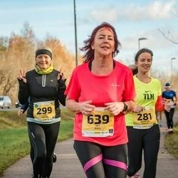 45. Saaremaa kolme päeva jooks - Terje Tiiman (299), Aet Kull (639)