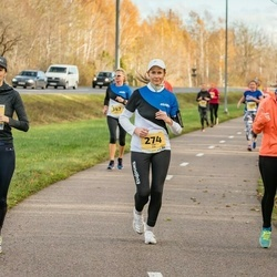 45. Saaremaa kolme päeva jooks - Siiri Kiri (274), Ami Timm (499)
