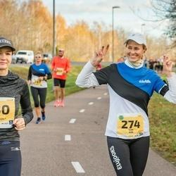 45. Saaremaa kolme päeva jooks - Siiri Kiri (274), Ere Keerig-Kont (530)