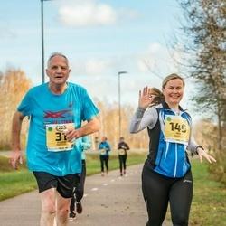 45. Saaremaa kolme päeva jooks - Jevgeni Hafizov (31), Arge Kuuder (140)